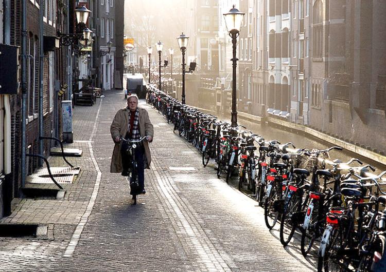 Ranking Copenhagenize2013: As 20 cidades mais bem preparadas para o ciclismo urbano, Amsterdã, Países Baixos