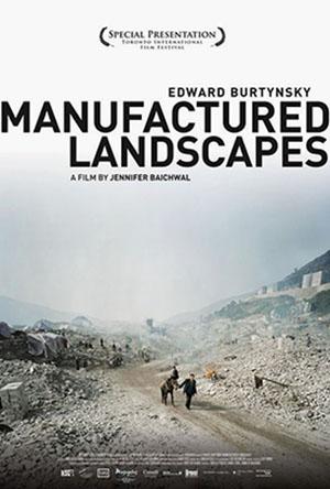 Arquitectura en el Cine: Manufactured Landscapes / CCAU, Cine y Arquitectura: Manufactured Landscapes
