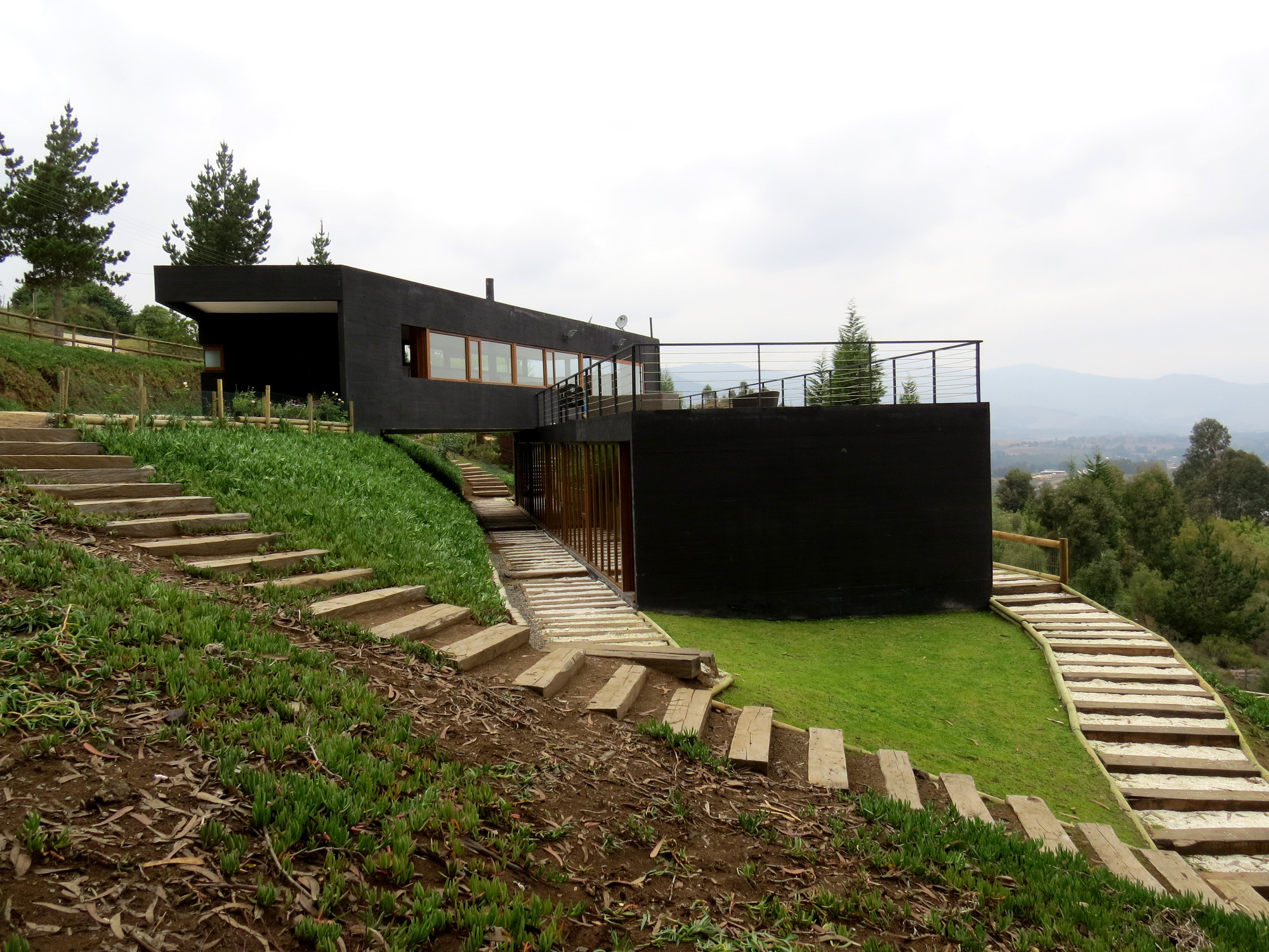 House in Maitencillo / Patricio Cortese Opazo, Courtesy of Patricio Cortese Opazo