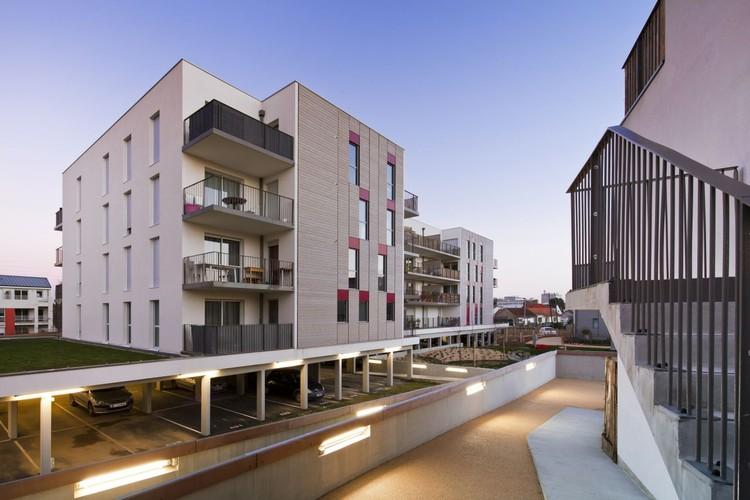 Habitação Sustentável em Nantes / Atelier Tarabusi, © Sergio Grazia