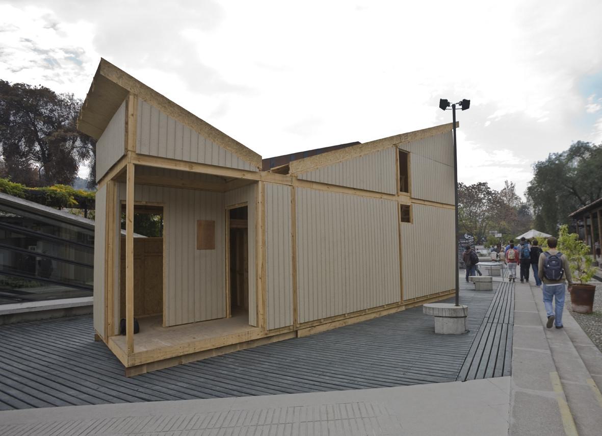 Vivienda de emergencia definitiva ved john saffery for Vivienda arquitectura