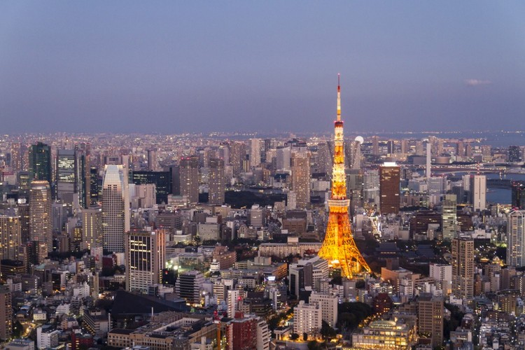 Ranking 2013: As dez cidades mais caras do mundo, Tóqui, Japão