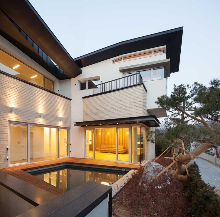 Naegok V House Jhy Architect Associates Archdaily