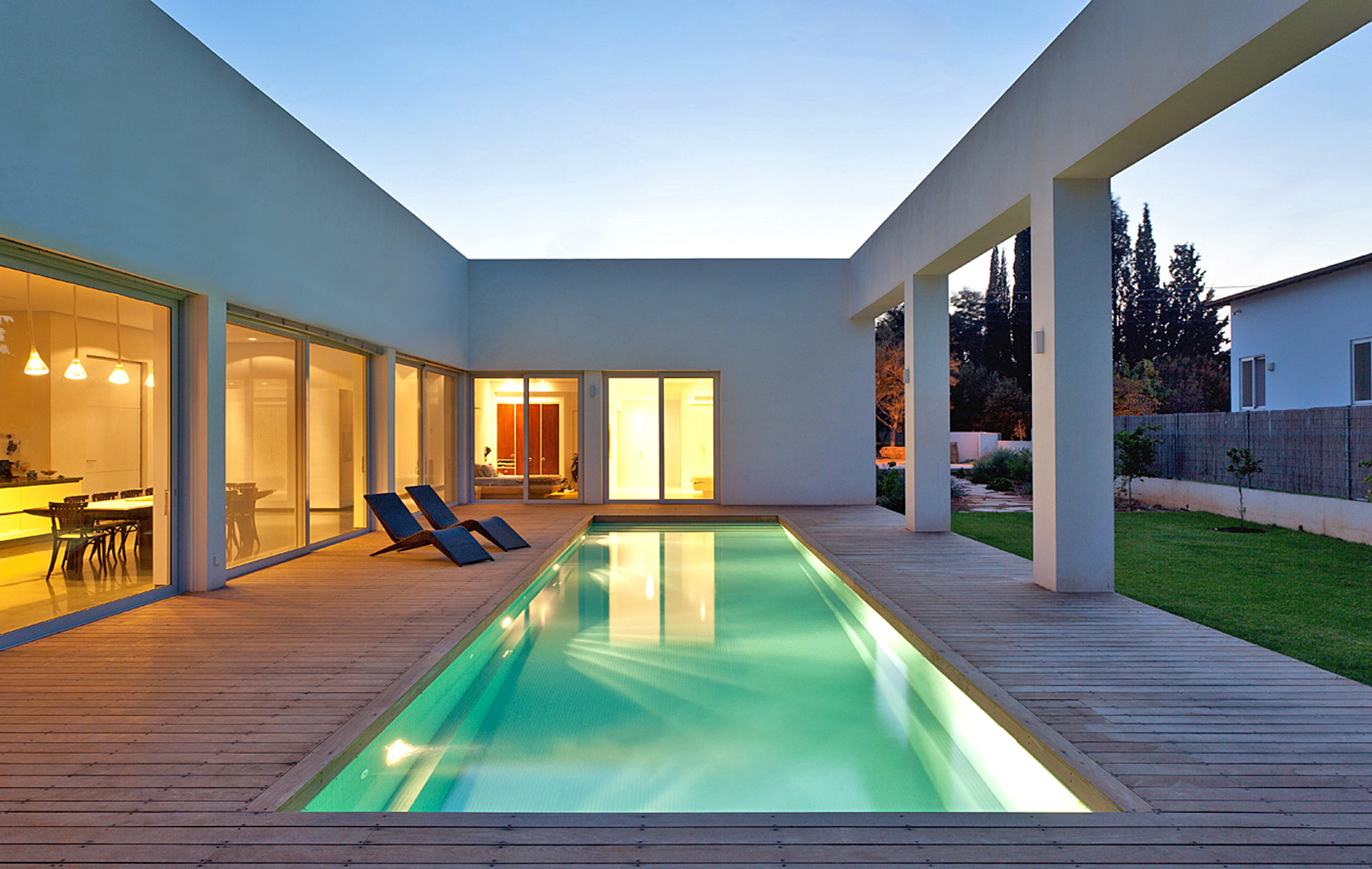 House in Talmei Elazar / Dan & Hila Israelevitz Architects ...