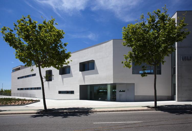 Arxiu Històric Municipal D'Elx / Julio Sagasta + Fuster Arquitectos, © Diego Opazo