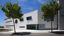 Arxiu Històric Municipal D'Elx / Julio Sagasta + Fuster Arquitectos