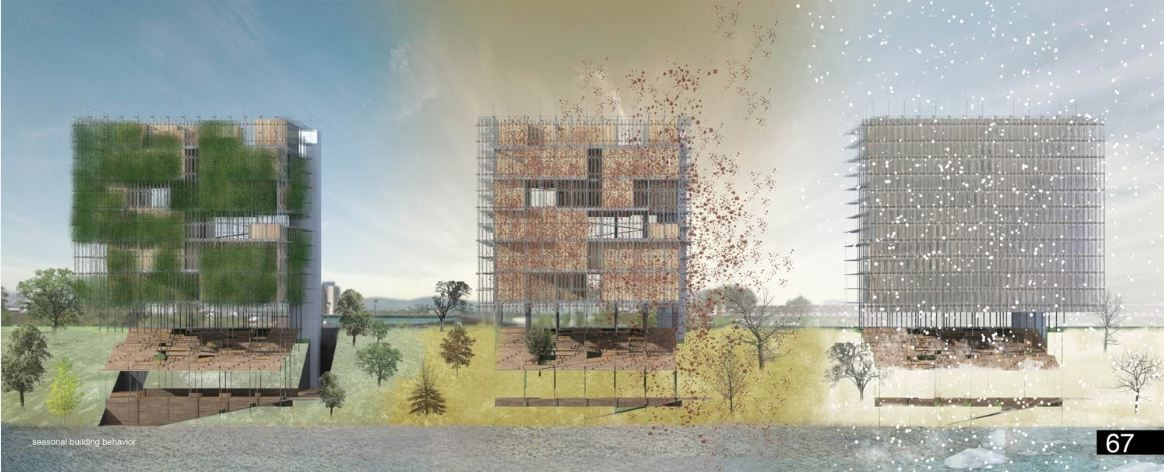 Micro Housing Ideas Competition 2013 Winners Announced, 1st Place - SAC – Studio de Arquitectura y Ciudad (Queretaro, Mexico)