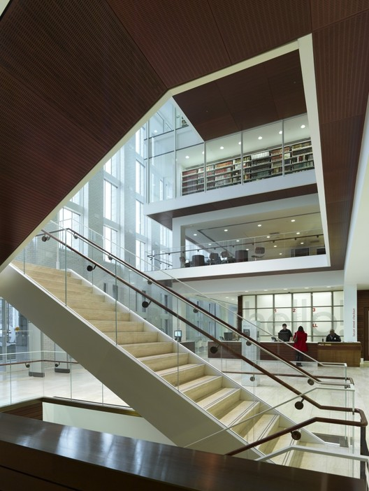 Central Library Renovation; St. Louis / Cannon Design ©Timothy Hursley