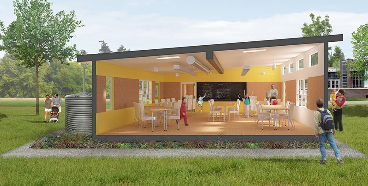 AD Architecture School Guide: Portland State University School of Architecture, image via sageclassroom.com