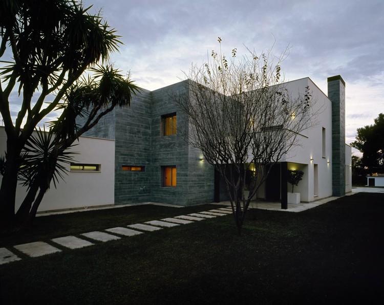 Casa Clerigues / Antonio Altarriba Comes, © Diego Opazo