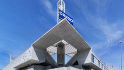 Estadio de Pasarón / ACXT Arquitectos