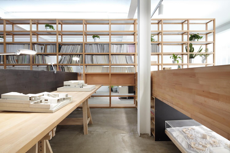 Gallery of taoa studio tao lei architect studio 7 for Architecture studio