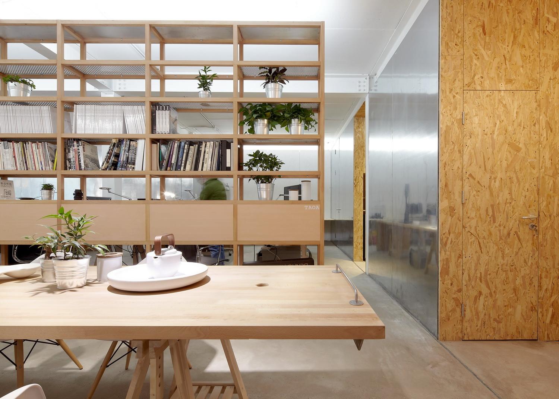 Architecture Studio tao lei architect studio | office | archdaily