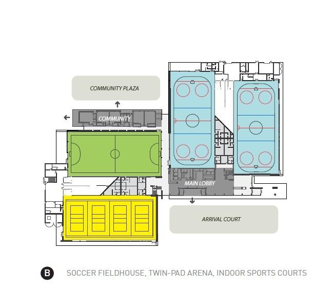 Brampton Soccer Centre MacLennan Jaunkalns Miller Architects 20 29 Plan