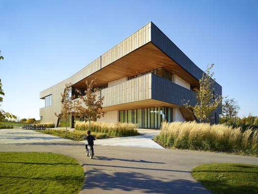 Chinguacousy Park Redevelopment / MacLennan Jaunkalns Miller Architects