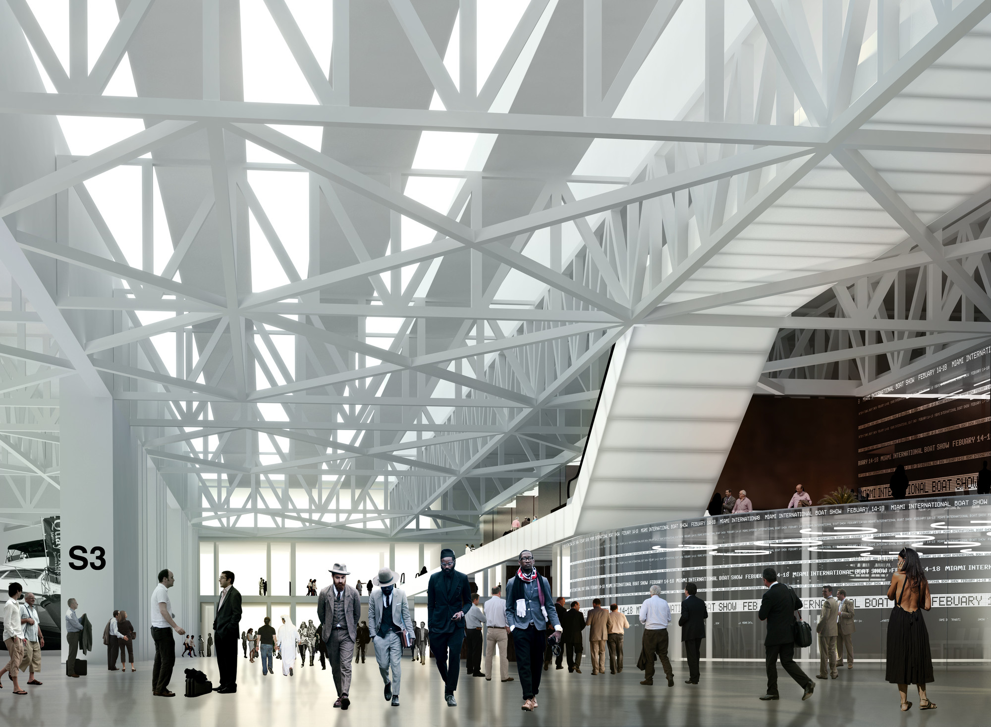 Gallery Of Oma Proposes Radical Redevelopment Plan For The Miami Beach Convention Center 16
