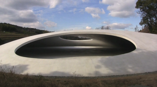 Video: Teshima Art Museum / Office of Ryue Nishizawa, Screen Shot