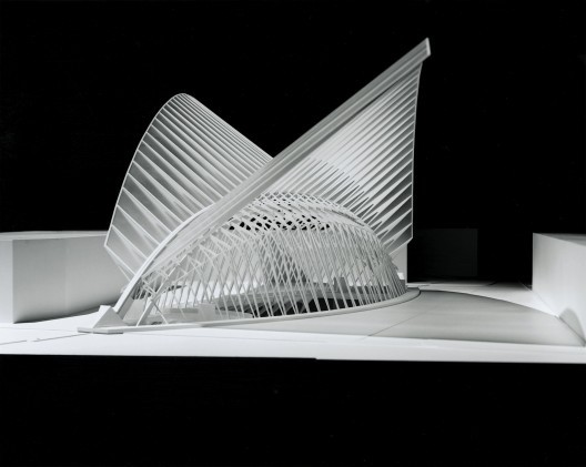 Calatrava to Build World's Most Expensive Transportation Hub, WTC Transit Hub / Courtesy of Santiago Calatrava, LLC