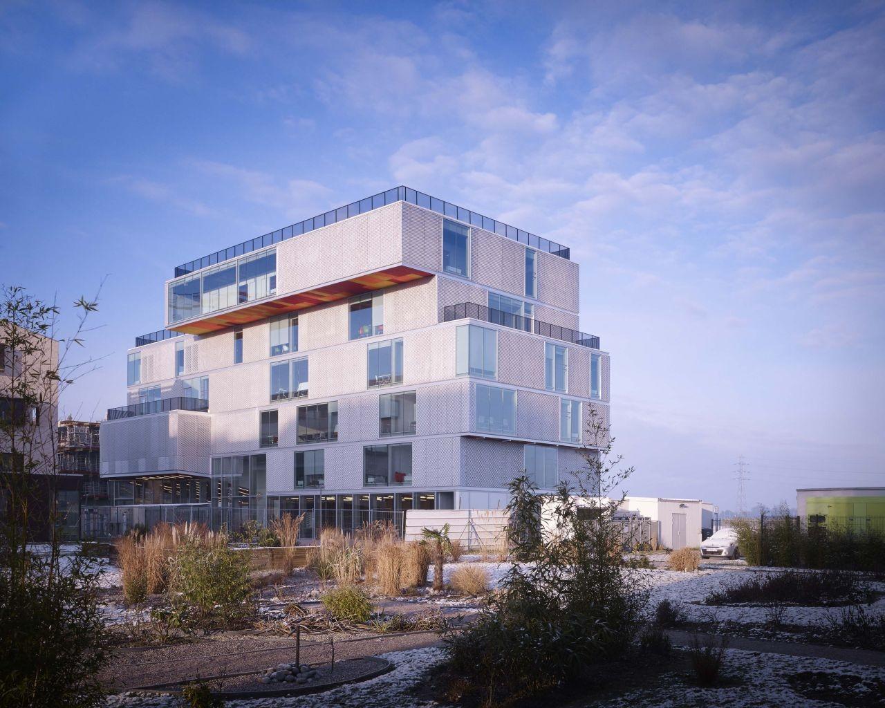 IFSante / WONK architectes, © Julien Lanoo