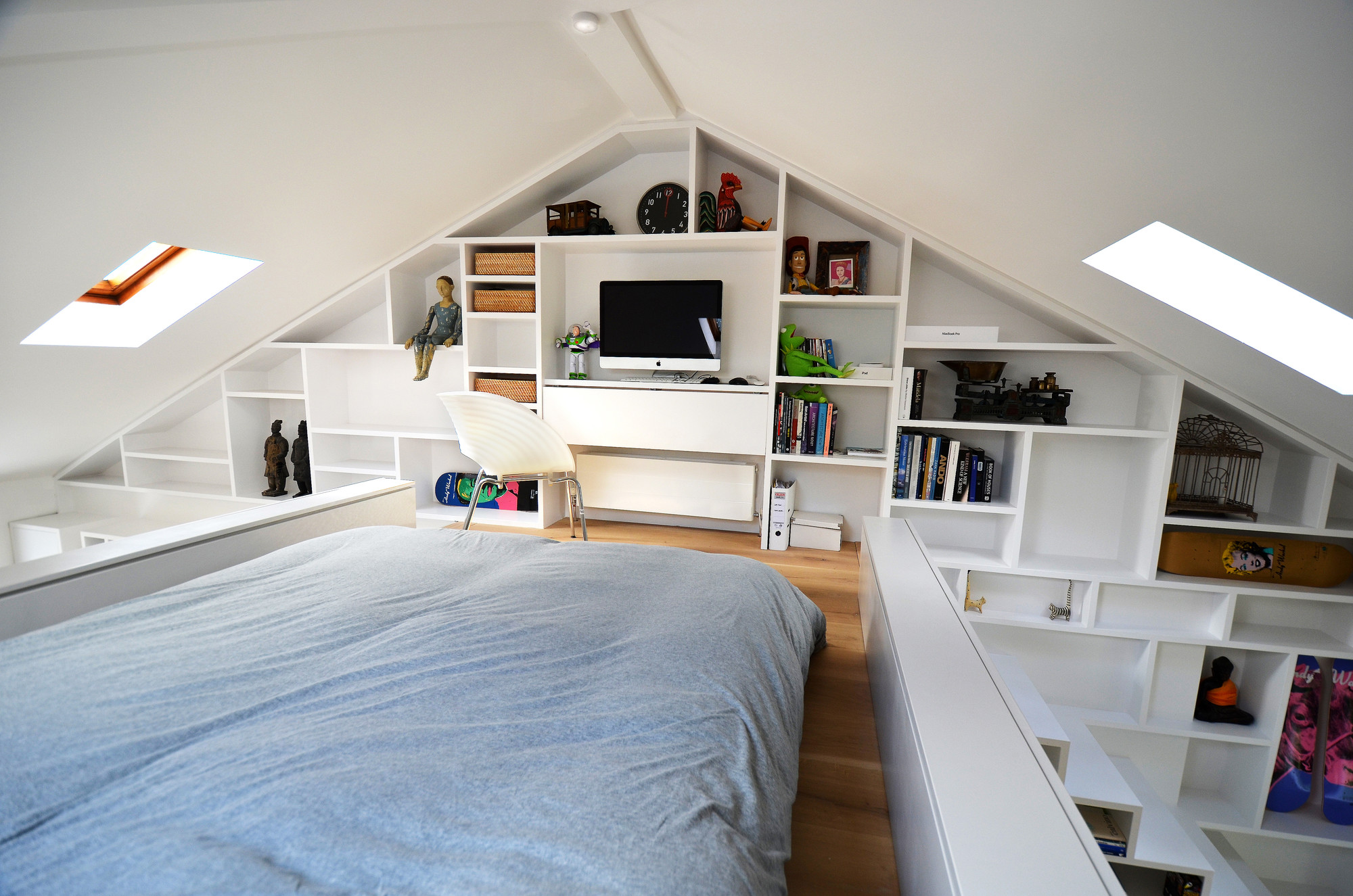 Gallery Of Loft Space In Camden Craft Design 7