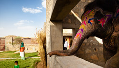 Housing for Mahouts and their Elephants / RMA Architects
