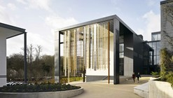 St. Alphege Learning & Teaching Building / Design Engine Architects