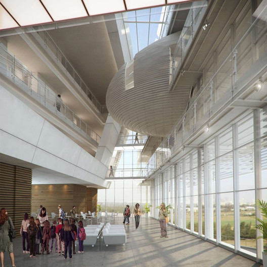 Porter School / Geotectura, Axelrod-Grobman Architects, NCArchitects