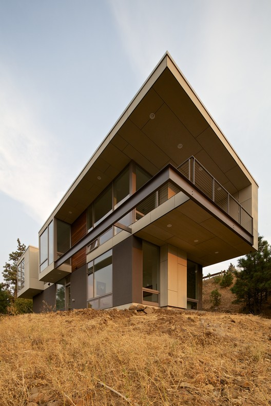 Elements Residence / William Kaven Architecture, © Daniel Kaven