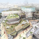Skaters Object to Southbank Centre Proposals © Feilden Clegg Bradley