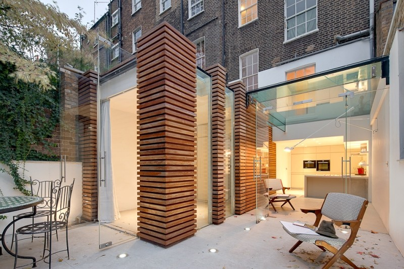 DOS Architects Win Renzo Piano Foundation Prize, Duncan Terrace / Courtesy of DOS Architects