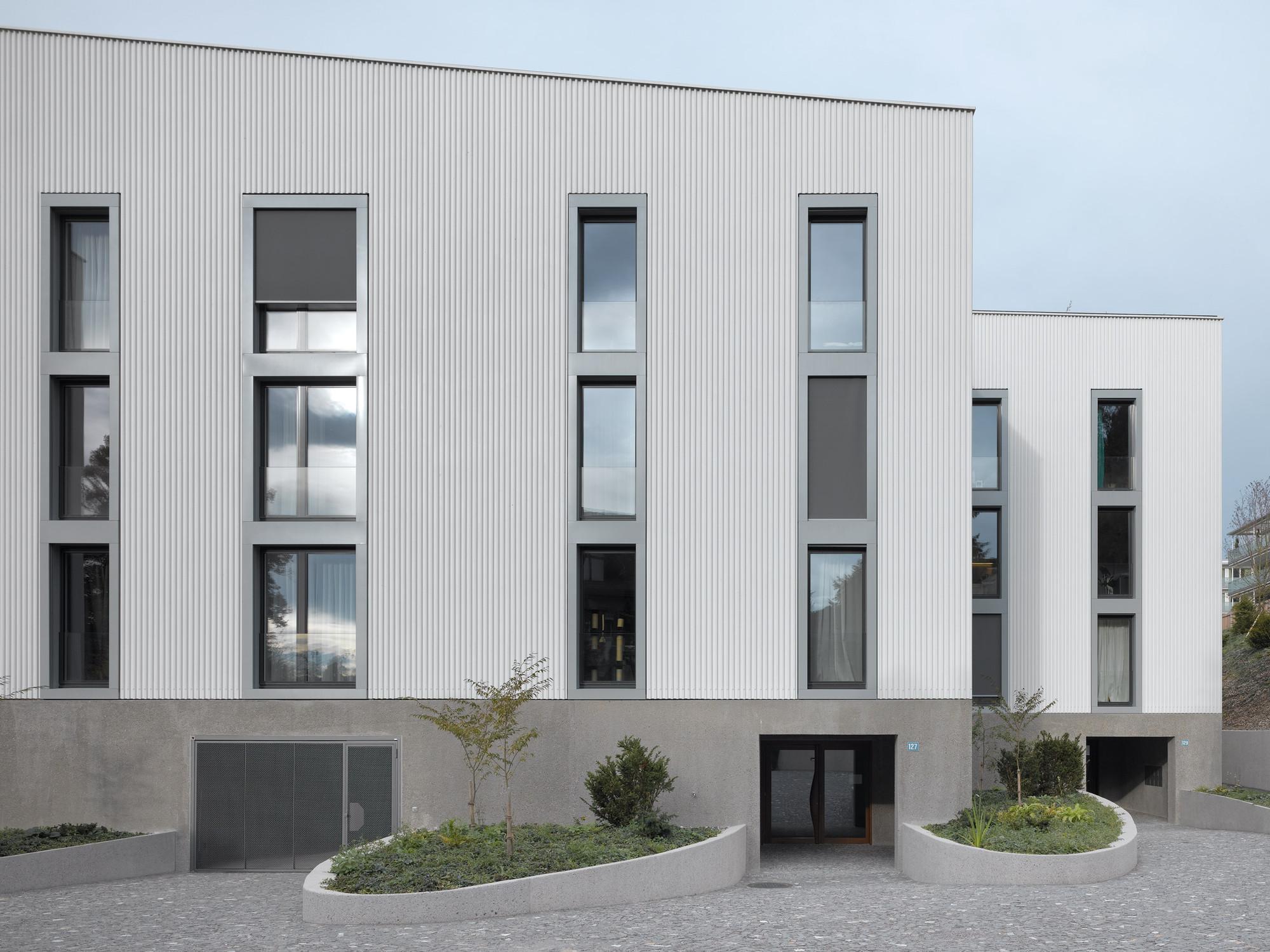 Housing Im Forster / EM2N, © Roger Frei