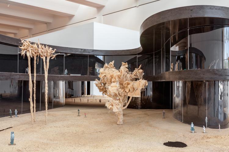 Primeiras notícias sobre o Projeto de Peter Zumthor para o LACMA, © 2013 Museum Associates / LACMA