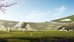 City Cultural Center Competition Entry / TheeAe LTD.