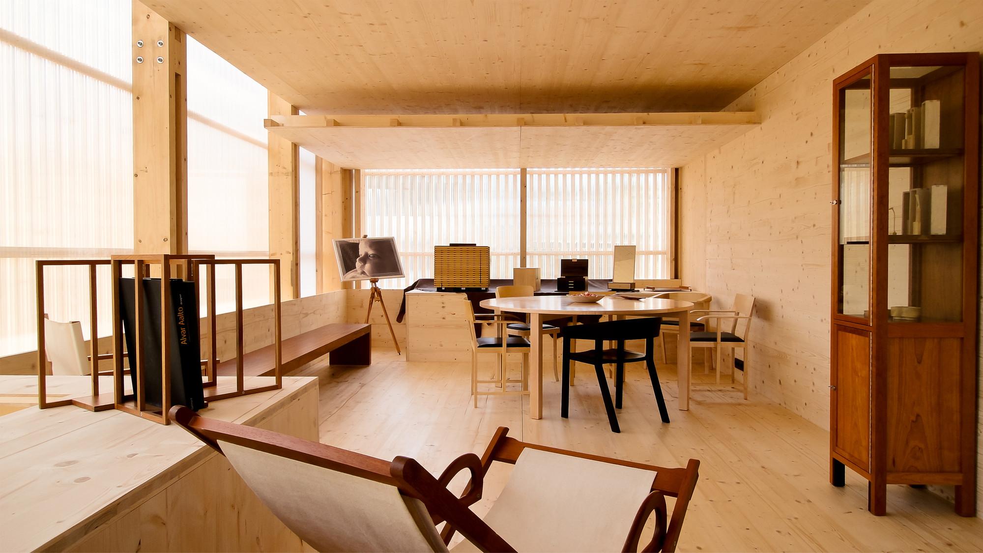 galeria de caixa modular spss design 13. Black Bedroom Furniture Sets. Home Design Ideas