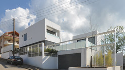 House in Agrinio / Plaini and Karahalios Architects