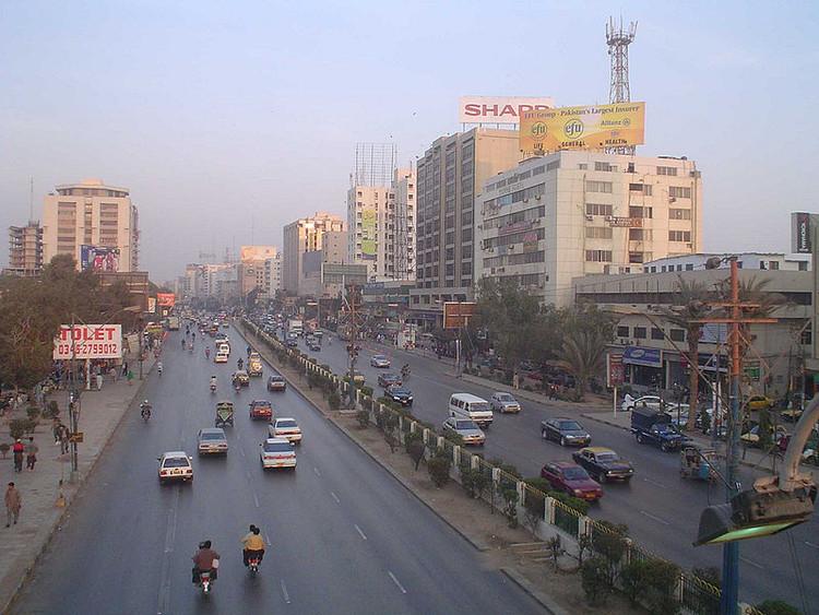 Ranking 2013: As 10 megacidades de maior crescimento no mundo, Karachi, Paquistão
