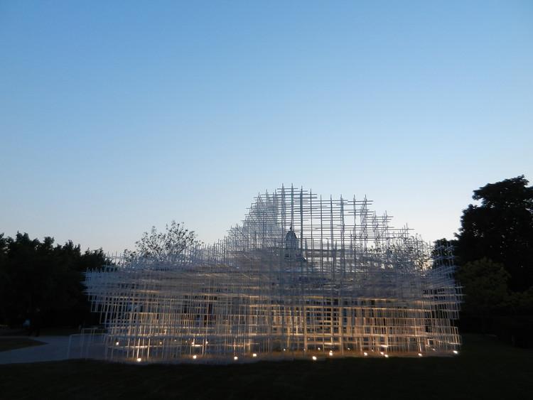 Serpentine Pavilion / Sou Fujimoto, © Daniel Portilla