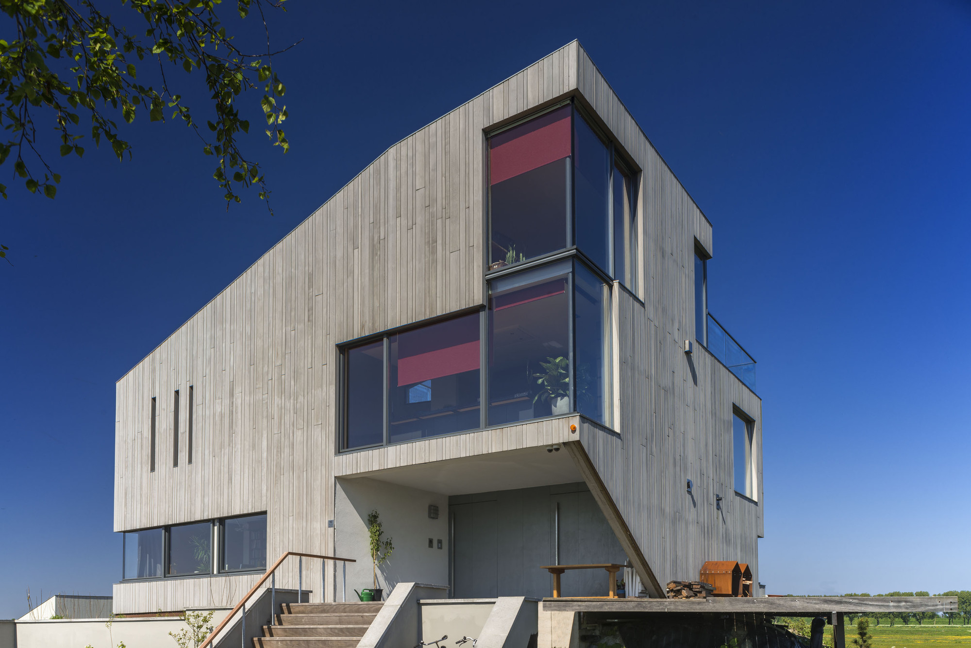 Lutkemeerweg / MAS architectuur, ©  John Lewis Marshall