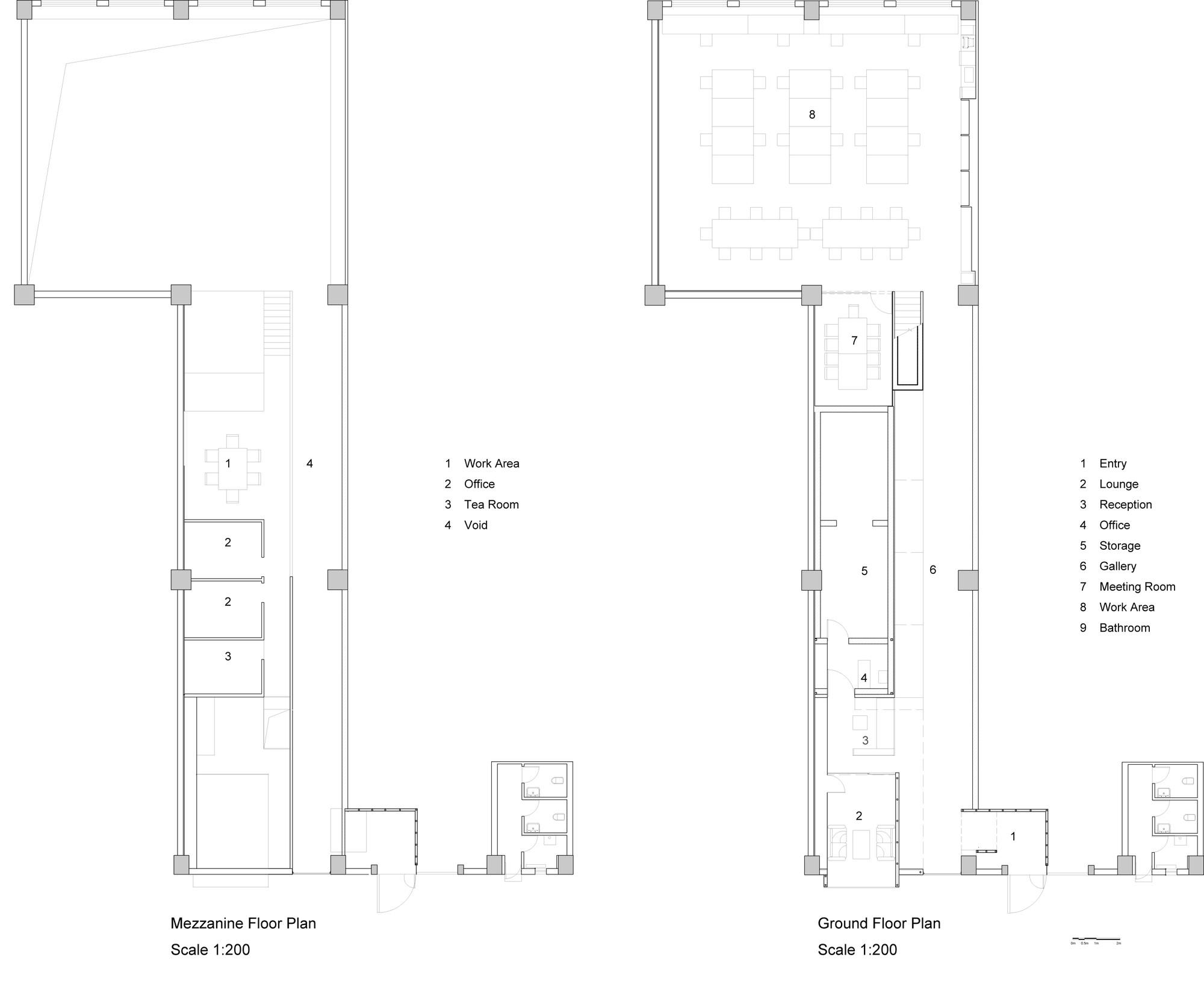 Warehouse Floor Plan Design: Warehouse Floor Plans With Elevations