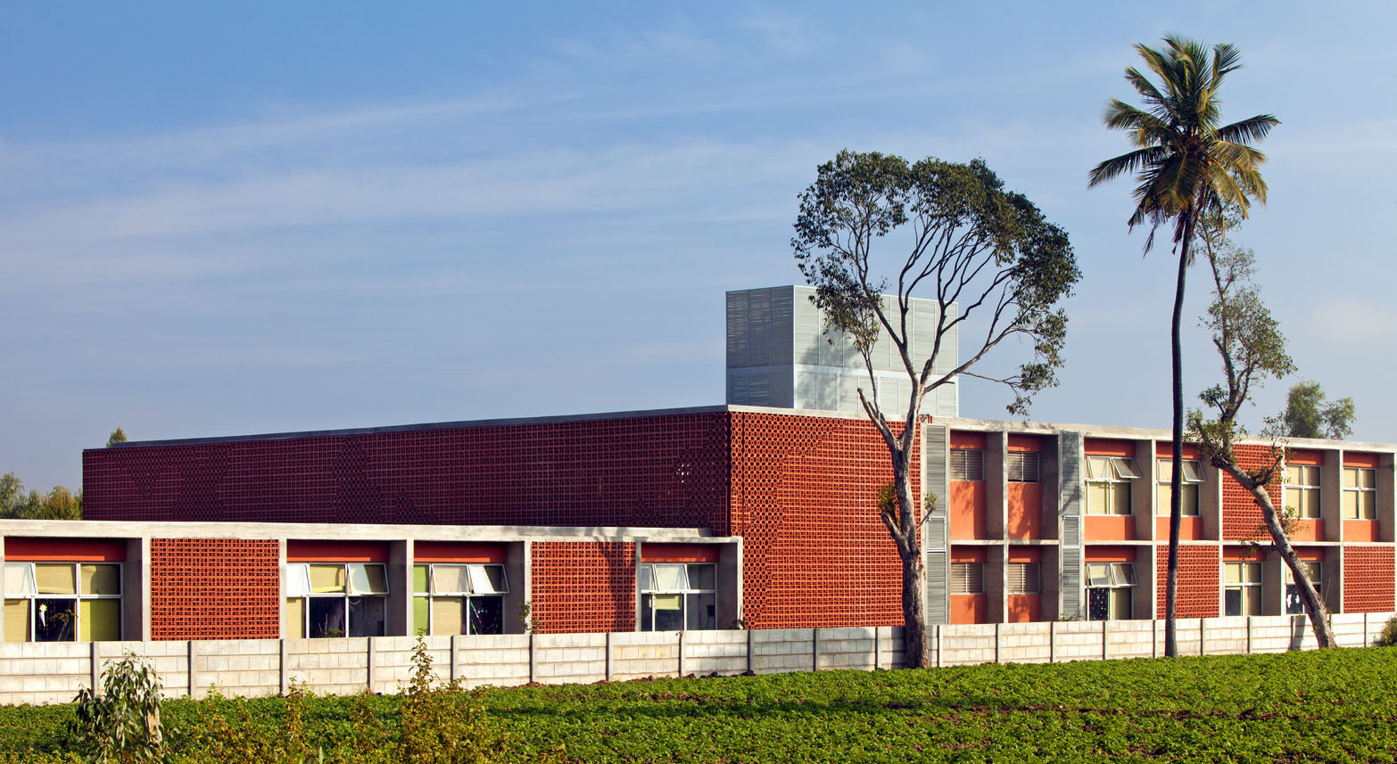 Gallery of dps kindergarden school khosla associates 4 for Design4 architects bangalore
