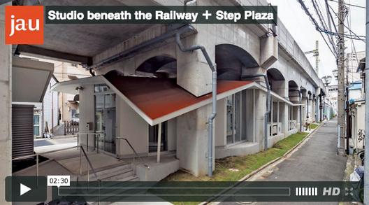 Video: Studio Beneath the Railway + Step Plaza, Screen Shot