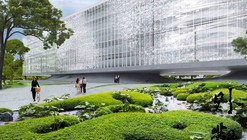 City Cultural Center Competition Entry / Georges Batzios Architects + Sparch