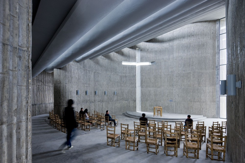 Church Of Seed O Studio Architects Photo C Iwan Baan
