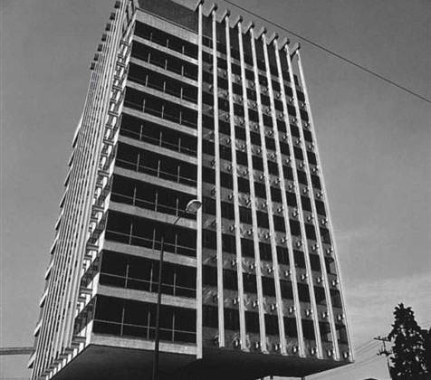 Clásicos de Arquitectura: Celanese Mexicana  / Ricardo Legorreta, Courtesy of Legorreta + Legorreta