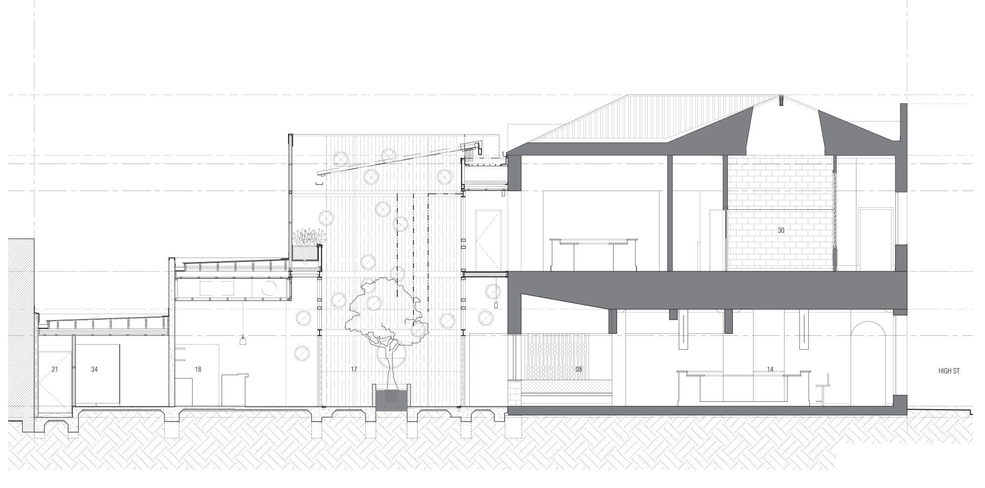 Gallery Of Prahran Hotel Techne Architecture Interior Design 16