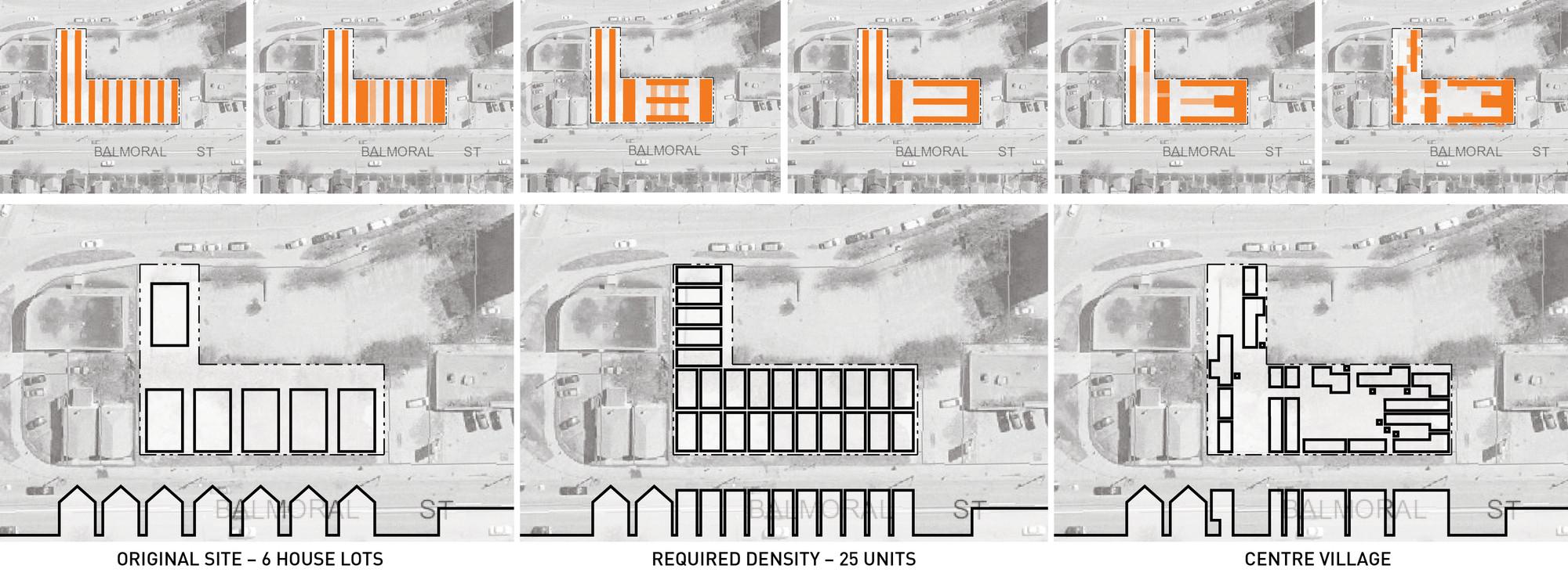 Gallery of Centre Village / 5468796 Architecture ...