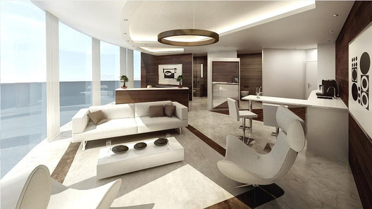 Floating Hotel / Sigge Architects