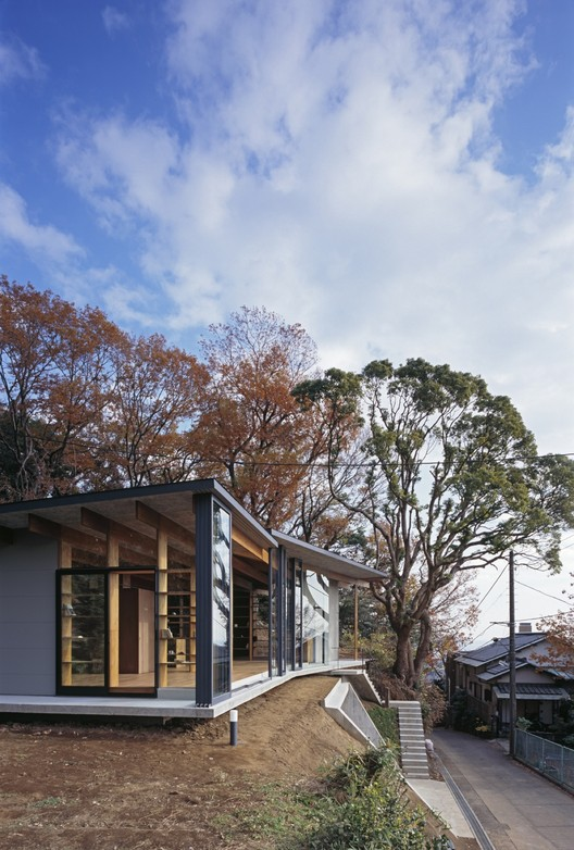 Geo Metria / Mount Fuji Architects Studio, © Kenichi Suzuki Pictures Gallery