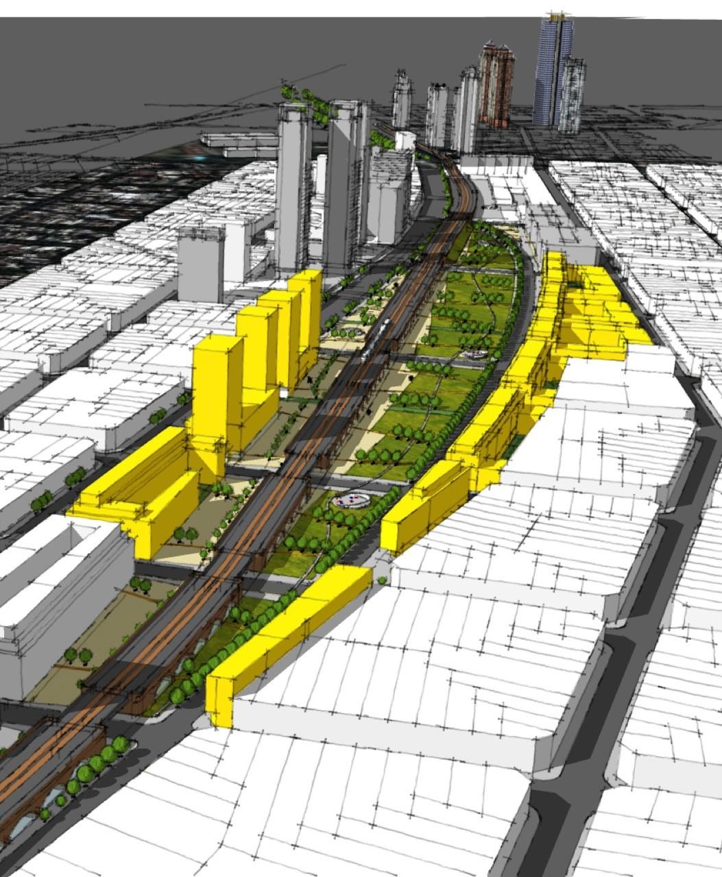 Galeria de primeiro lugar no concurso praia ferrovi ria de for Equipamiento urbano arquitectura pdf