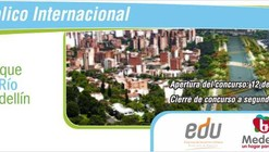 Concurso Internacional: Parque do Río Medellín